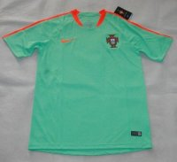 Portugal 2016 Green Training Shirt