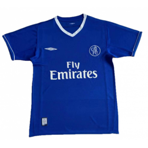 Retro Chelsea 03/05 Home Soccer Jersey Shirt