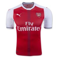 Arsenal 2016/17 Home Soccer Jersey