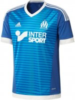 Olympique Marseille 2015-16 Third Soccer Jersey