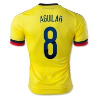 Colombia 2015-16 AGUILAR 8 Home Soccer Soccer