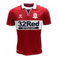 Middlesbrough 20/21 Home Soccer Jersey