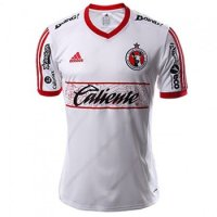 2015/16 Club Tijuana Away Soccer Jersey White