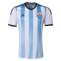 2014 Argentina Home Soccer Jersey Shirt(Player Version)