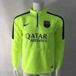 Barcelona 14/15 Training Suit Green