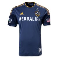 2013 La Galaxy Away Navy Jersey Shirt(Player Version)
