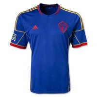 2013 Colorado Rapids Away Blue Soccer Jersey Shirt