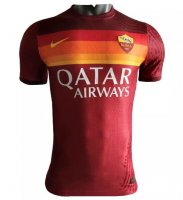 AS Roma 2020/21 Home Soccer Jersey Player Version