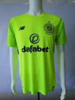 Celtic 2017/18 Green Goalkeeper Soccer Jersey