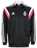 Real Madrid 14/15 Black Anthem Jacket