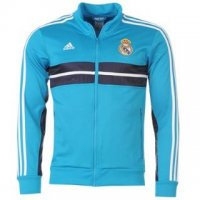 13/14 Real Madrid Blue Track Jacket