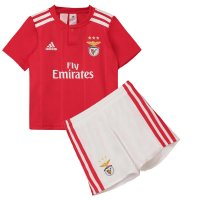 18/19 Kids Benfica Home Soccer Kit(Shirt+Shorts)
