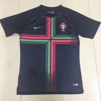 Portugal 2018 World Cup Training Soccer Jersey Shirt