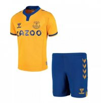 20/21 Kids Everton Away Soccer Kits