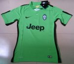 JUVENTUS 14/15 Third Green Jersey