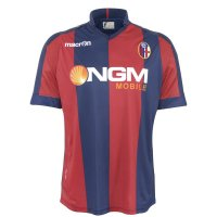 13-14 Bologna FC Home Jersey Kit(Shirt+Short)