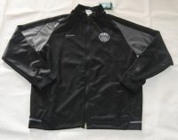 PSG 2015-16 Soccer Jacket Black