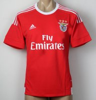 Benfica 2015-16 Home Soccer Jersey