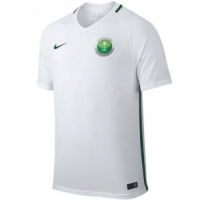 Saudi Arabia 2018 World Cup Home Soccer Jersey Shirt White