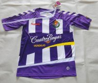 Real Valladolid 2015-16 Home Soccer Jersey