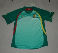 Cameroon 2014 Green Training Suit