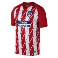 Atletico Madrid 2017/18 Home Soccer Jersey