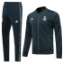 Real Madrid 19/20 Training Jacket Green With Pants