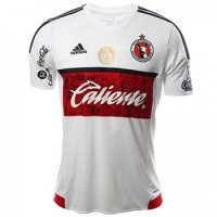 Club Tijuana 2016/17 White Away Soccer Jersey