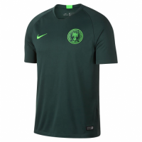 Nigeria 2018 World Cup Away Soccer Jersey