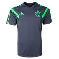 2014 FIFA World Cup Mexico Training Soccer Jersey Shirt