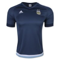 2015 Argentina Away Soccer Jersey