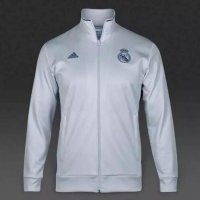 Real Madrid 16/17 White Training Jacket
