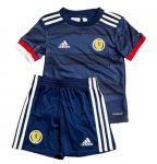 2020 Kids Scotland Home Soccer Uniforms (Shirt+Shorts)