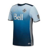 Vancouver Whitecaps 2016-17 Away Soccer Jersey