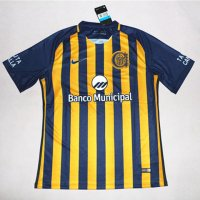 Rosario Central 2017/18 Home Soccer Jersey