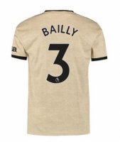 Bailly 3 Manchester United 19/20 Away Soccer Jersey
