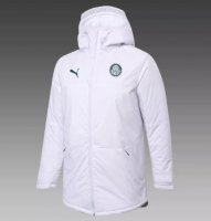 Palmeiras 20/21 Winter Cotton Coat White