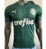 Palmeiras SP 20/21 Home Soccer Jersey Player Version