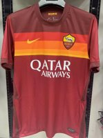 AS Roma 2020/21 Home Soccer Jersey