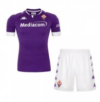 20/21 Kids Fiorentina Home Youth Soccer Kits