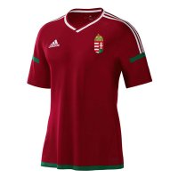 Hungary Euro 2016 Home Soccer Jersey