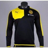 Dortmund 2015-16 Sweater Black