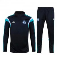 Chelsea 2015-16 Black Sweater Suit With Pants