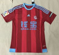 Real Sociedad 2015-16 Away Soccer Jersey