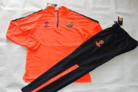 Barcelona 2015-16 Training Suit with Pants Orange