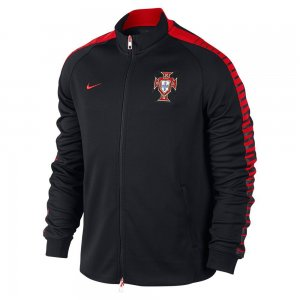 2015-2016 Portugal N98 Jacket Black