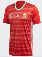 Hungary 2020 EURO Home Soccer Jersey