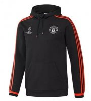 Manchester United 2015-16 Black Hoodies