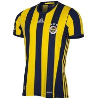 Fenerbahce 2016/17 Home Soccer Jersey