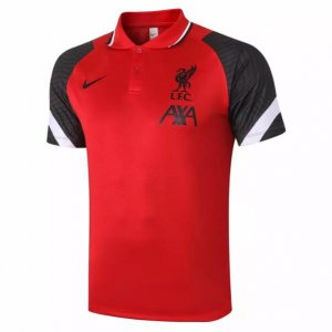 Liverpool 20/21 Polo Jersey Shirt Red